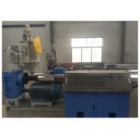 Buy cheap Large Plastic Pipe Extrusion Line With Siemens Motor 1 Year Warranty from wholesalers