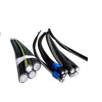 Buy cheap Power Transmission XLPE Insulated Cable Light Weight With Longer Spans from wholesalers