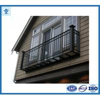 Most competitive price anodized glossy aluminium profile for balcony railing