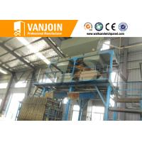 China Heat Insulation Wall Panel Machine Sound Insulation Panel Production Line on sale