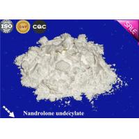 Quality Raw Steroid Hormone Powder Nandrolone undecylate CAS862-89-5 for Muscle Mass wholesale