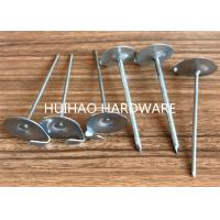 Buy cheap 12 Gauge 14 Gauge Dia GI Insulation Anchor Pins, Stainless Steel Lacing Anchor from Wholesalers