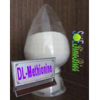 Buy cheap 99% Pure Amino Acid Powder DL-Methionine for Animal Feed Nutrition SAA-METDL99 from Wholesalers