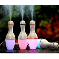 Buy cheap 150ml Wholesale Home Aromatherapy Aroma Diffuser Bowling Humidifier With Led Light from Wholesalers