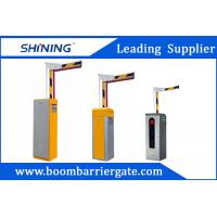 Quality AC 220V 4.5m folding boom barrier gate equipment automatic barrier gate system wholesale