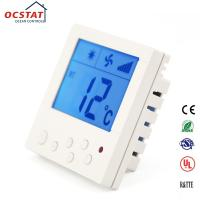 Buy cheap FCU Digital Temperature Control Heating Fan Coil Room Thermostat with Remote Control from Wholesalers