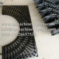 OEM Factory Direct True Pattern New Design 1404mm x 870mm Cast Iron Tree Grate With Two Halves