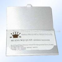 Buy cheap name card holder from wholesalers