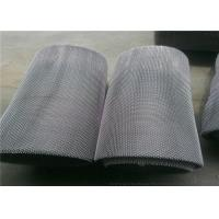 Quality SS 316L Home Window Security Screens 1.5m Width With Metal Wire / Fiberglass Materials for sale
