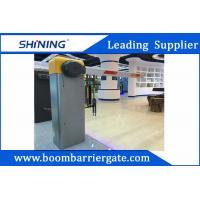 China Operation Time 3-6s Security Boom Barrier Gate For Car Parking  With CE Approved on sale