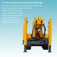 China High Power Utilization Rate DTH Drilling Rig on sale