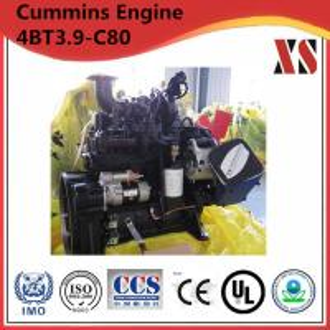 B Series 3.9L Engine Cummins Diesel Engine 4BT3.9-C80
