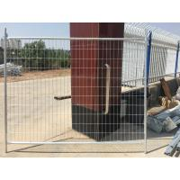 Buy cheap Temporary Fence and Hoarding AS4687-2007 ,2100mm x 2400mm temp fence panels ,factory stocked for sale from Wholesalers