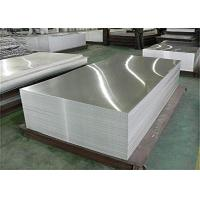 China Antirust Aircraft Aluminum Sheet 5052 5xxx Series For Airplane Accessories on sale
