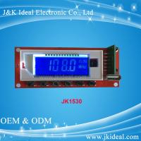 Buy cheap JK1530  LCD bluetooth usb sd aux  recorder  fm mp3 player decoder module from wholesalers
