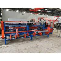 Buy cheap Fully Automatic Diamond Wire Mesh Weaving Machine PLC Control For Playground from wholesalers