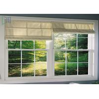 Buy cheap Versatile Style Aluminium Double Hung Replacement Windows Soundproof from Wholesalers