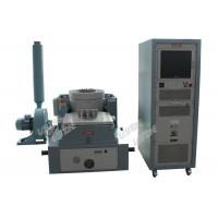 Buy cheap Vibration Shaker Table Test Equipment For Military Product Vibration Testing from wholesalers
