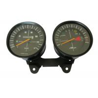 Buy cheap ABS Motor Gauges CG125 82 Motorcycle Speedometer Kit For Honda from Wholesalers