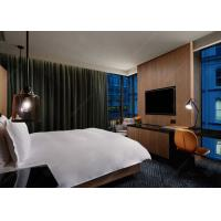 Buy cheap Hotel Bedroom Funriture Sets With Fancy Hotel Room Furniture from wholesalers