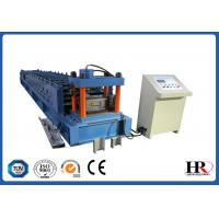 China Automatic Colored C Z Purlin Roll Forming Machine 0.3 - 0.8mm Thickness on sale
