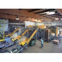 Buy cheap Carton Automated High Level Palletizer Load Holding / Moving Multi - Functional from Wholesalers