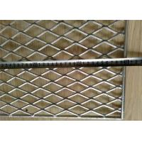 Buy cheap OEM Factory Expanded Metal Mesh Small Hole Galvanized For Building from Wholesalers