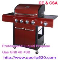 Buy cheap 4 Burner BBQ Free Standing from Wholesalers