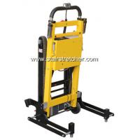 Buy cheap Comfortable Wheelchair Stair Stretcher , Yellow Stair Climbing Stretcher from Wholesalers