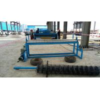 Buy cheap Easy Operate Roll Mesh Welding Machine / Production Line For Coil Mesh from wholesalers
