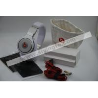 Buy cheap 2013 New Beats Versions Dr Dre Beats -white black with retail box and AAAA Quality from Wholesalers