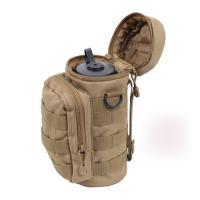 Quality Tactical Water Bottle Pouch Pack Gear Waist Molle Gear Attachments wholesale