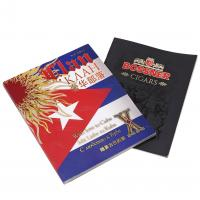 Quality UV Craft Gloss Lamination A4 Size Catalogue CMYK Colorful Products Catalogue Brochure  Printing for sale