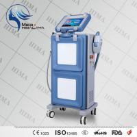 Buy cheap 3.3MHZ HIFU Face Lift Machine Vertical 50 / 60HZ For Female Salon from Wholesalers