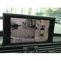 Quality HD DVR Car Rearview Camera System With Seamless 360 Degree Bird View,Suitable for  Audi wholesale
