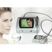 5MHz Fractional rf microneedle wrinkle removal / scar removal / stretch marks removal beauty machine