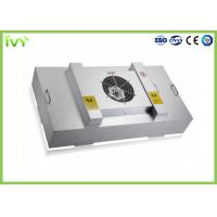 Self Contained Design Industrial Fan Filters OEM / ODM Accepted For Cleanroom