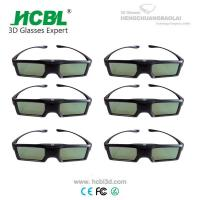 Buy cheap Universal Active 3D Eyewear BT 3D Shutter Glasses For Sharp / Changhong / Skyworth / Konka from Wholesalers