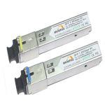 Buy cheap Reachoptics 155M BIDI SFP 20km 1550nm TX / 1310nm RX Optical Transceiver from Wholesalers