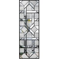 Buy cheap stained glass , Solid Flat Tempered Glass Panels Private Imports series from wholesalers