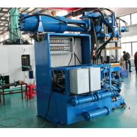 Buy cheap Electronic Control Hydraulic Rubber Moulding Machin , High Output Rubber Injection Moulding Machine from Wholesalers