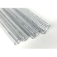 China Durable PVC Steel Wire Hose High / Low Temperature Resistant OEM Available on sale