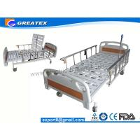 Buy cheap Commercial Metal Full Electric Hospital Bed ODM 100 kg 460 - 720mm from wholesalers