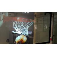 Buy cheap 3M Transparent Rear Projection Film / Adhesive Mirror Rear Projector Film from wholesalers