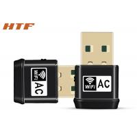 Buy cheap 2.4Ghz 5ghz WPS dongle AC USB Wifi Wireless Adapter with internal antenna from Wholesalers
