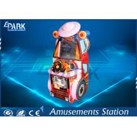 Buy cheap Low Energy Consumption Deformation Arcade Racing Game Machine Car Simulator from Wholesalers