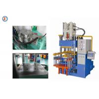 Buy cheap 2 RT Vertical Rubber Injection Moulding Machine For Multi - Lateral , Multi - Angle from Wholesalers