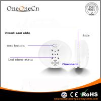 Buy cheap Round Carbon Monoxide Detector False Alarm Alarm Security Products from wholesalers