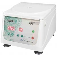 Buy cheap TD4 Microprocessor Control Portable Centrifuge Machine With Brushless AC Motor from Wholesalers