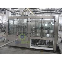 Buy cheap Automatic Juice Hot Filling Machine Stainless Steel With Electric Driven from Wholesalers